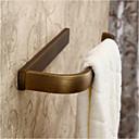 タオルリング アンティークブラス ウォールマウント L30*W7.8*H4cm(L11.8*W3.1*H1.6inch) 真鍮 アンティーク