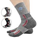 靴下 バイク 高通気性 / バクテリア対応 男性用 コットン / クールマックス