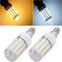 15W E14 LED corn žárovky T 69LED SMD 5050 1200 lm Teplá bílá / Chladná bílá AC 220-240 V 1 ks