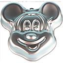 fashion dort Mickey Mouse strana metal bábovka zdobení hliníkové slitiny pečení dortu Pečení kuchyně vaření nářadí
