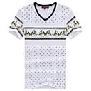 Neformalan Kratke majice - MEN - Krug - Kratki rukav