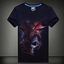 Neformalan Kratke majice - MEN Pamuk )