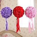 6 inča pjene Santin artifiical ljubljenje porasla cvijeće loptice vjenčanja buket ukras automobila