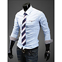 Dlouhé rukávy - MEN - Casual Shirts ( Bavlna )