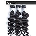 3 ks / lot nezpracované panna peruánský vlasy, ne tenatových a ne prolévání velkoobchodní peruánský přírodní vlna vlasy tkaní