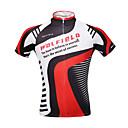 WEST BICIKLIZAM® Biciklistička majica Muškarci Kratki rukav BiciklProzračnost / Quick dry / Vjetronepropusnost / Podesan za nošenje /