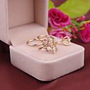 指輪 ファッション パーティー ジュエリー 合金 女性 関節リング 1セット,ワンサイズ ゴールデン