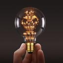 ecolight® Ecolite tm E27 3W LED žárovka 3700k teplé bílé podkroví retro styl průmysl žárovky Edison žárovka (AC220 ~ 265V