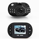 Mini crna kutija 1.5 '' TFT Full HD 1080p Auto DVR kamera sa 12 na čelu ir noćni vid