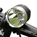 Osvětlení Čelovky / Světla na kolo / Lucerny a stanová světla LED Lumenů 3 Režim Cree XM-L T6 18650 Voděodolný / DobíjecíKempování a