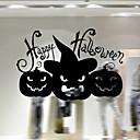 okna samolepky Samolepky na okno styl halloween PVC okna nálepky