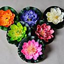 Umělá hmota Lotos Umělé květiny