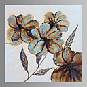 Mrtva priroda / Slobodno vrijeme / Botanički / Moderna Canvas Print Jedna ploča Spremni za objesiti , Kvadrat