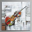 Hudba Na plátně Jeden panel Připraveno k Pověste , Obdélníkový