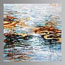 Mrtva priroda / Fantazija / Slobodno vrijeme / Moderna / Pop art Canvas Print Jedna ploča Spremni za objesiti , Kvadrat