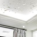 Tvary / 3D Samolepky na zeď Nálepky na zeď zrcadlové , PS 95*126 cm