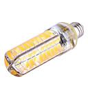 ywxlight® E17 / E12 / E11 12 wattů 80 SMD 5730 1200 lm teplá bílá / studená bílá t stmívatelné vedl kukuřičné světla AC 220/110 V ~