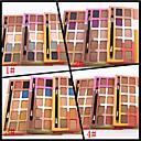 10 Colors アイシャドウ・パレット シマー アイシャドウパレット パウダー セット デイリーメイク / スモーキーメイク