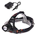 Rasvjeta Svjetiljke za glavu / Svjetla za bicikle LED 1200 Lumena 3 Način Cree XM-L T6 18650Podesivi fokus / Vodootporno / Može se puniti