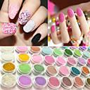 12ks kaviárové perličky šperky malé nehty nářadí