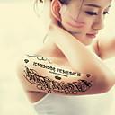 BR - Tetovaže naljepnice - Nakit serije / Flower Serija / Totem Series / Others - zaBeba / Dijete / Žene / Girl / Muškarci / Odrasla