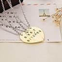 Ogrlice Ogrlice s privjeskom Jewelry Dnevno Kauzalni Heart Shape Srce Kamen 1set Poklon