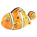 c šest jamek oranžové ryby ocarina tvar