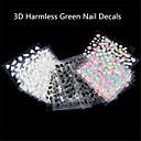 3d neškodný zelený lak na obtisky 30 ks konvenční přímé