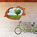 Botanický motiv Samolepky na zeď 3D samolepky na zeď , pvc 60x90x0.1cm