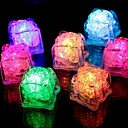 主導アイスキューブイベントパーティーを変更水センサー、マルチカラーが発光種の保存法を主導
