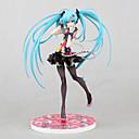 Vocaloid Hatsune Miku PVC Anime Čísla akce Stavebnice Doll Toy