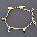 l: 24 cm moderan nehrđajućeg čelika jewlery zlatni lanac ženska stopala bos anklets (1pc)