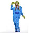 Kigurumi Pidžame Monster Hula-hopke/Onesie Halloween Zivotinja Odjeća Za Apavanje Plav Kolaž Flis Kigurumi UniseksHalloween / Božić /