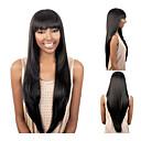 módní syntetické nebo africký Američan paruky dlouhé vlnité vlasy paruka pro ženy sexy přírodní paruky sw0217