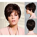 krátké rovné vlasy přírodní nebo africký Američan paruky pro ženy sw00132
