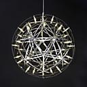 15 Privjesak Svjetla ,  Modern/Comtemporary Electroplated svojstvo for LED Metal Living Room Bedroom Dining Room