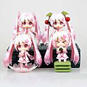 Sakura bend Hatsune Model doll igračke anime akcijske figure (4pcs)