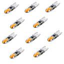 6W G9 LED svjetla s dvije iglice T 2 COB 600 lm Toplo bijelo / Hladno bijelo Može se prigušiti / Ukrasno AC 220-240 V 10 kom.