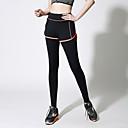Dámské Běh Kalhoty Spodní část oděvu Prodyšné Rychleschnoucí Propustnost vůči vlhkosti Vysoká prodyšnost (> 15,001 g) Komprese StreçJaro