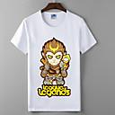 lol liga legende prikupljanja majmun serija Cosplay t-shirt junaci sindikata pamuk likra