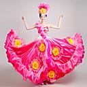 Cosplay Nošnje Princeza / Movie & TV Theme Costumes Festival/Praznik Halloween kostime Jednobojni HaljinaHalloween / Božić / Karneval /