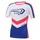 XINTOWN® Biciklistička majica Žene Kratki rukav Bicikl Prozračnost / Quick dry / Ultraviolet Resistant / Kompresija / Lagani materijali