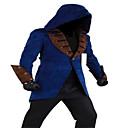 Cosplay Kostýmy Více kostýmů Filmové kostýmy Černá / Modrá Patchwork Kabát / Klobouk Halloween / Vánoce / Nový rok Pánské