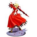 Fate/Stay Night Saber 23CM アニメのアクションフィギュア モデルのおもちゃ 人形玩具