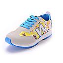 Women's Shoes PU Flat Heel Comfort Fashion Sneakers Outdoor / Work & Duty / Athletic