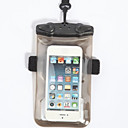 ドライボックス / 防水バッグ ユニセックス 携帯電話 / 防水 ダイビング&シュノーケリング ブラック PVC