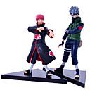 Naruto Hatake Kakashi PVC One Size Anime Čísla akce Stavebnice Doll Toy