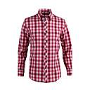 JamesEarl Muškarci Kragna košulje Dugi rukav Shirt & Bluza Srebrna - DA202028701
