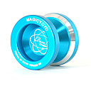 magie yoyo n8 modré slitina hliníku profesionální yo-yo klasické hračky Vzdělávací hračky pro hráče
