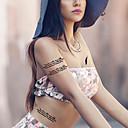 modni tetovaže sexy body art vodootporan tattoo naljepnice ljubav 5kom